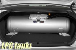 LPG Tankı